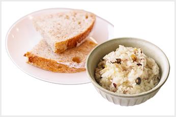 全粒粉のバケット食パン